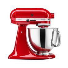 Batedeira Planet Stand Mixer 4,830l Em Inox Empire Red 127v Kitchenaid