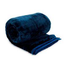 Cobertor Raschel Casal Marinho 1,8x2,2m Scavone