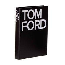 Livro Caixa Decorativo Tom Ford 31x20x4,5cm