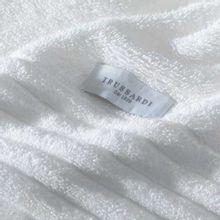 Toalha De Rosto Imperiale Branco Trussardi 48x80cm