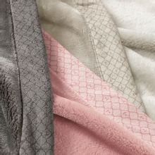 Cobertor Piemontesi Granel King 100% Microfibra 240x290cm Trussardi