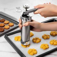 Máquina Para Biscoito Manual Verona 21x15,5x5,5cm
