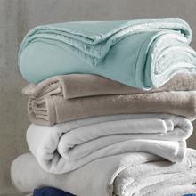 Cobertor Casal Branco 1,80x2,20m Soft Premium