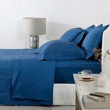 Jogo De Lençol Queen Bud Vision New Colors Azul