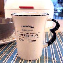 Caneca Coffee Mug 330ml Em Cerâmica Oxford
